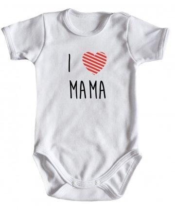 Body I love mama
