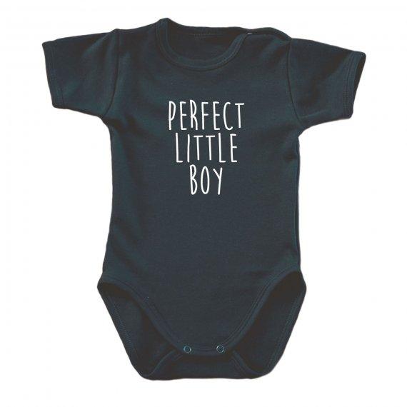 Body perfect little boy