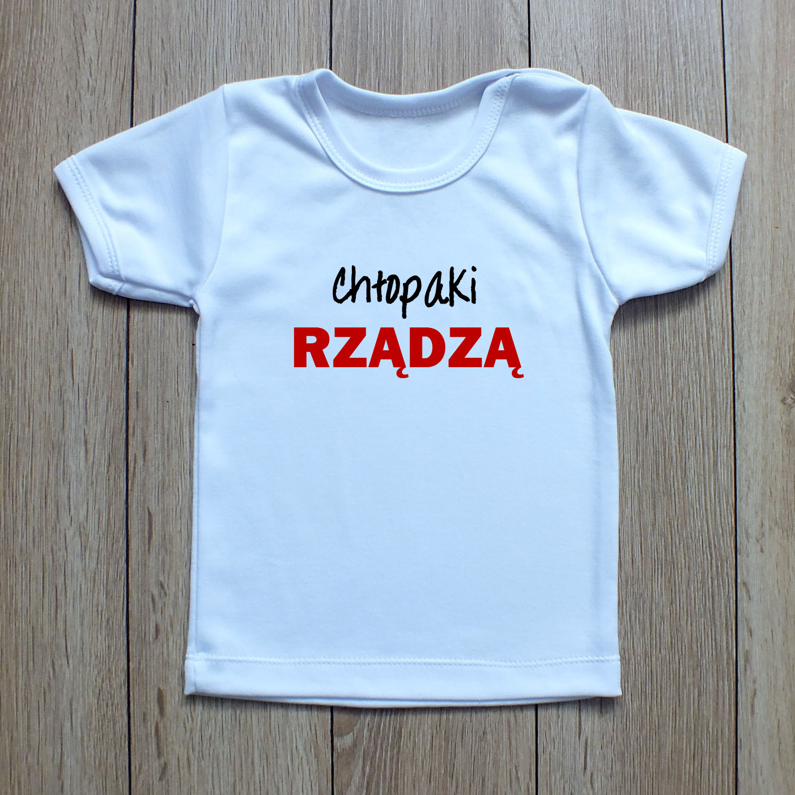 Chłopaki rządzą koszulka