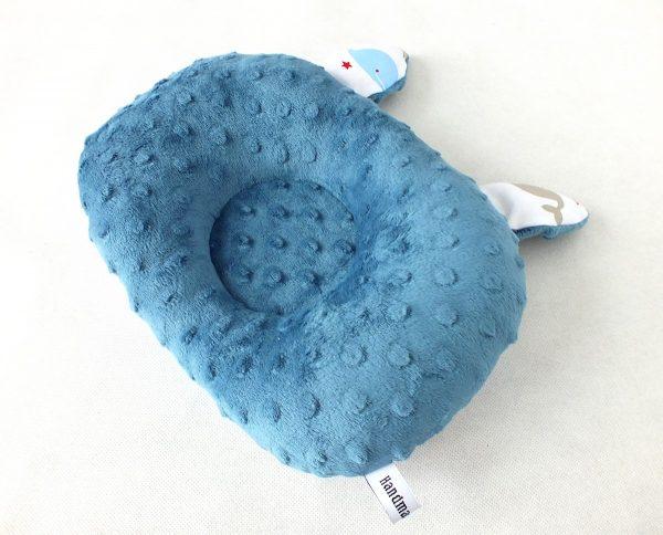 poduszka na płaską główkę