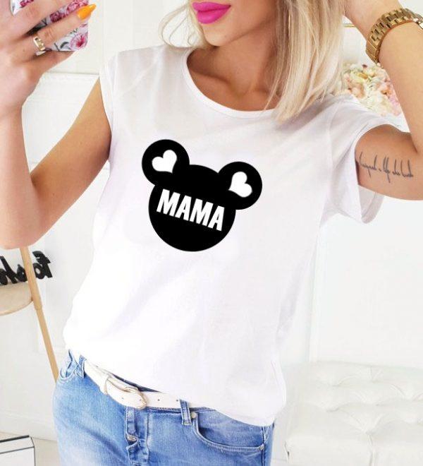Koszulka mama myszka