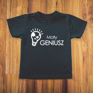 Koszulka Mały GENIUSZ