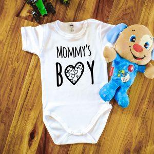 Body Mommy's BOY