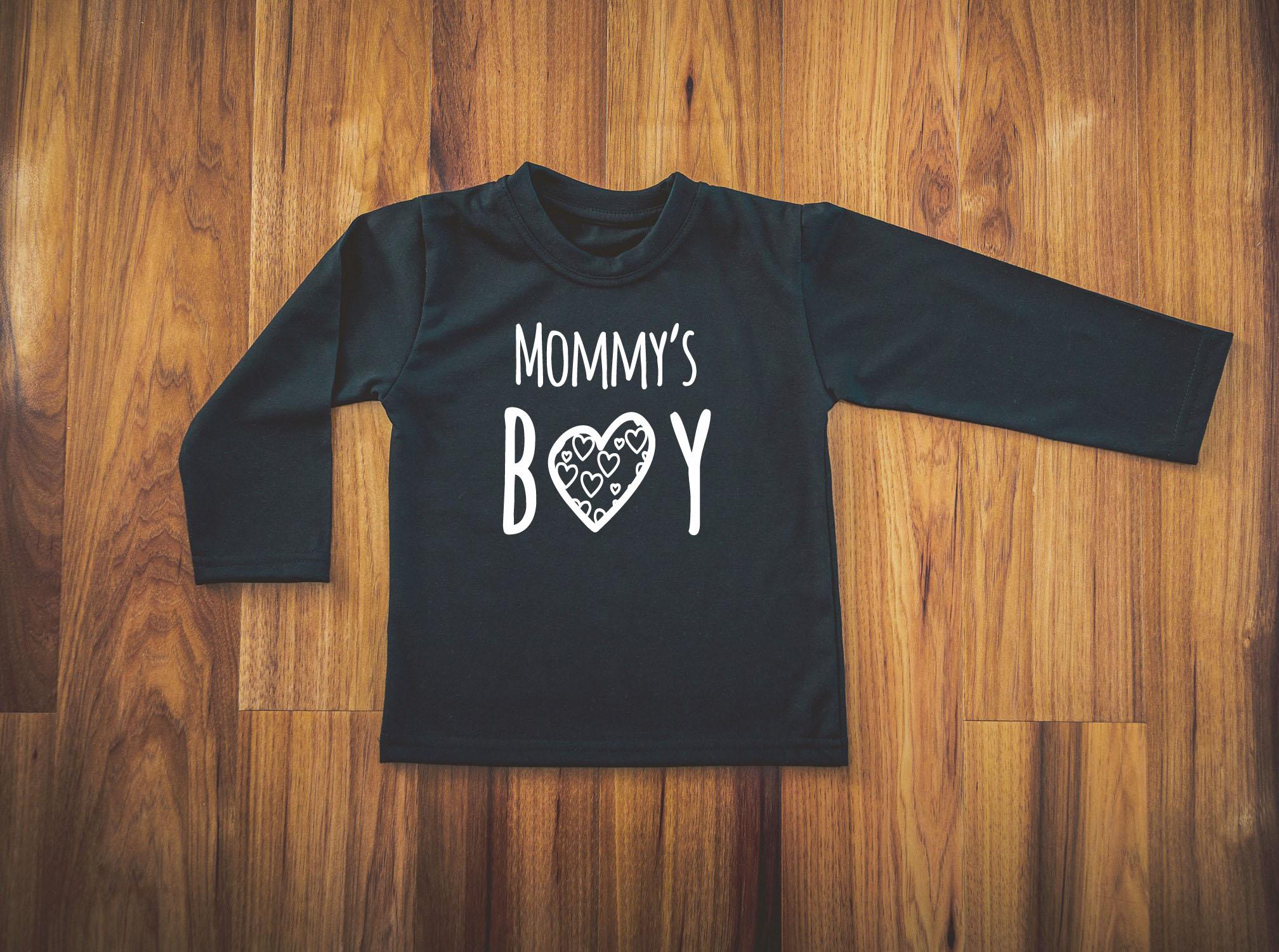 Koszulka Mommy's BOY
