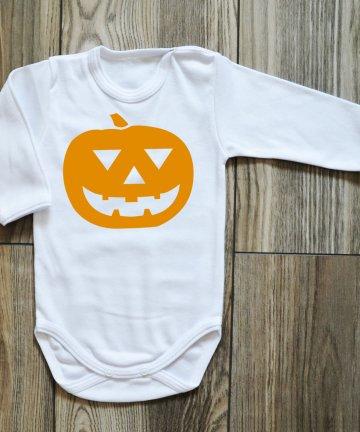 Body na Halloween Dynia