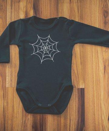 Body na Halloween PAJĘCZYNA