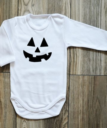 Body na Halloween PUMPKIN