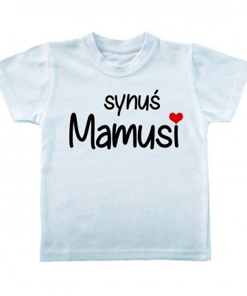 Koszulka SYNUŚ MAMUSI