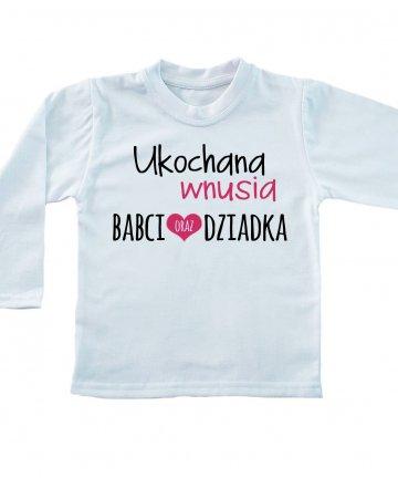 Koszulka ukochana wnusia