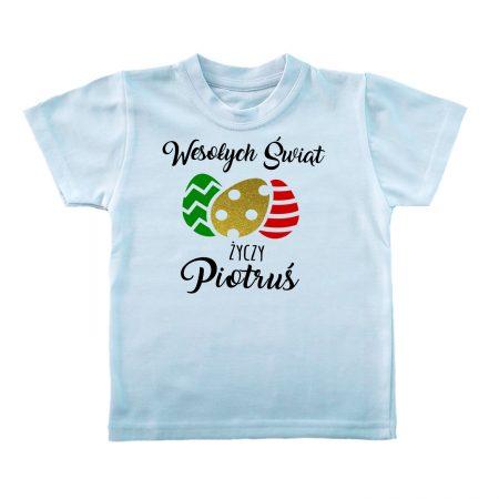 Koszulka na Wielkanoc z imieniem