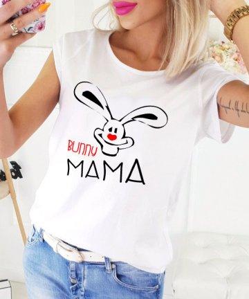 Koszulka BUNNY MAMA Wielkanoc
