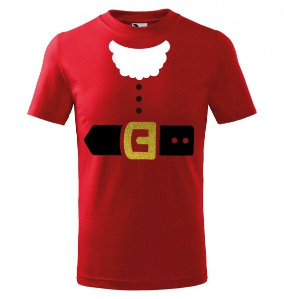 Koszulka dziecięca Mikołaj