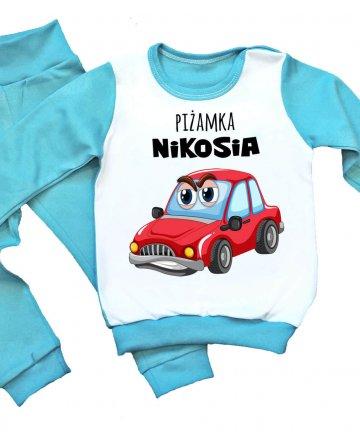 piżamki dziecięce z imieniem