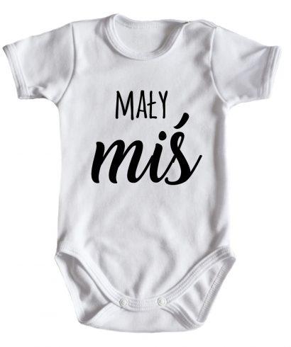 Body niemowlęce MAŁY MIŚ
