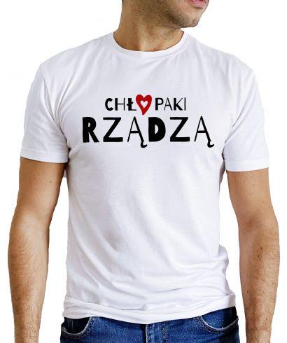 koszulka na dzień chłopaka